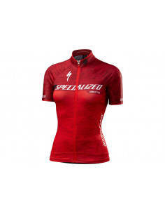 Specialized SL Pro Jersey Wmn Team Red