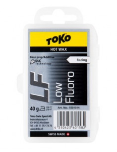 Toko LF Hot Wax Black 40g