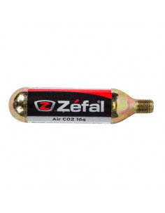 Zefal CO2, 16g Threaded Cartridges