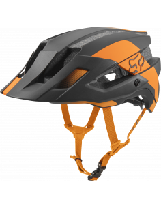Fox Flux Mips Helmet Conduit Svart/Orange