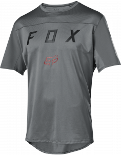 Fox Flexair Moth Jersey Grå