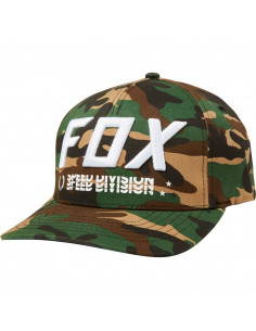 Fox Triple Threat Flexfit Hat Camo