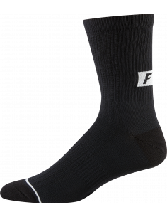 Fox 8 Trail Sock Svart