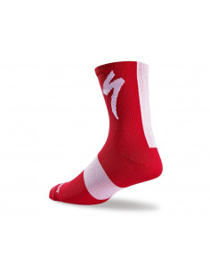 Specialized SL Tall Socks RED